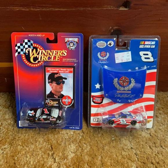NASCAR Dale Earnhardt Junior cars